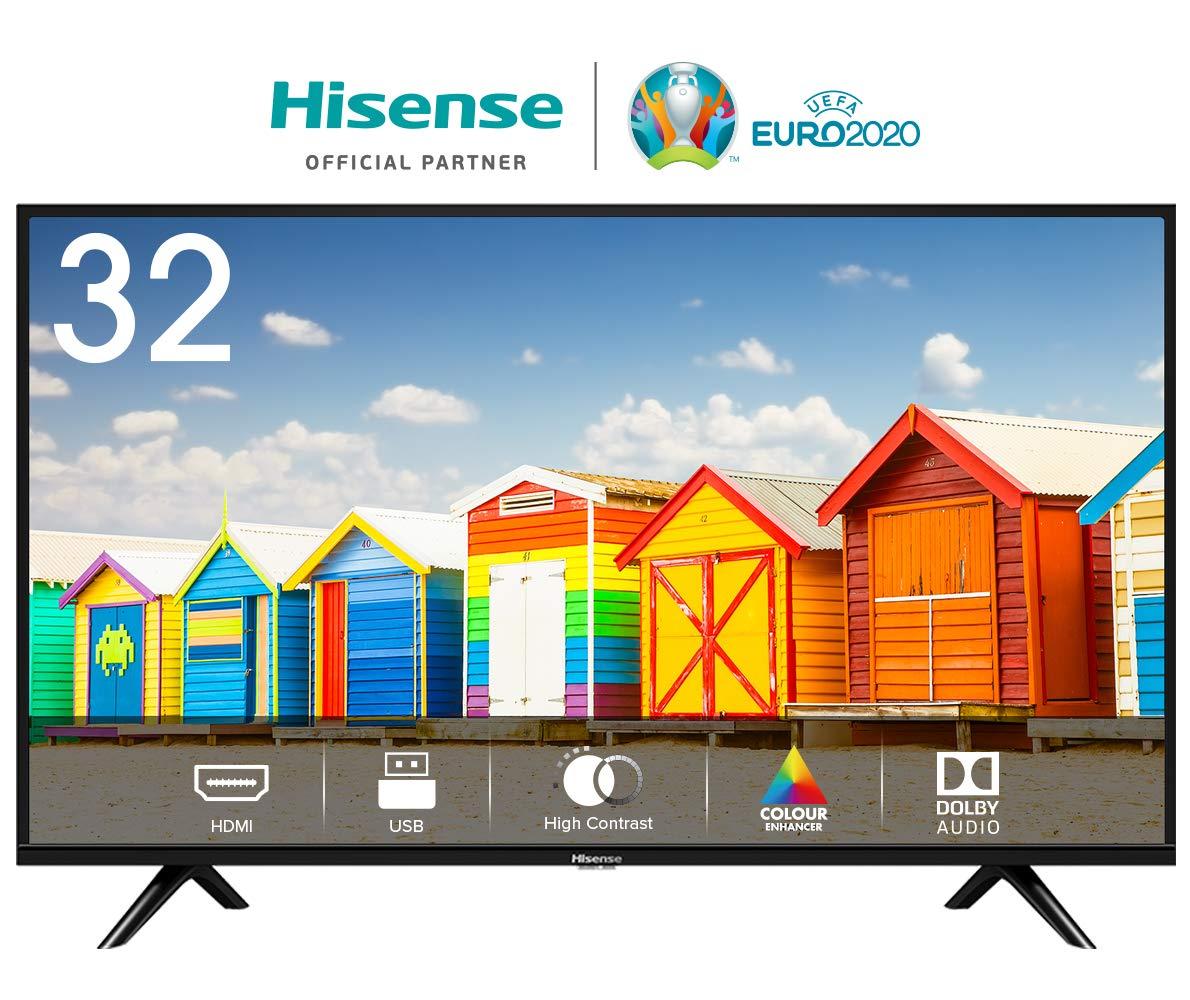 Hisense H32BE5000 80 cm (32 Zoll) LED-TV (HD-ready, Triple Tuner) für 99 € / Captain Morgan für 7,77 € @ V-Märkte München ab 19.03.