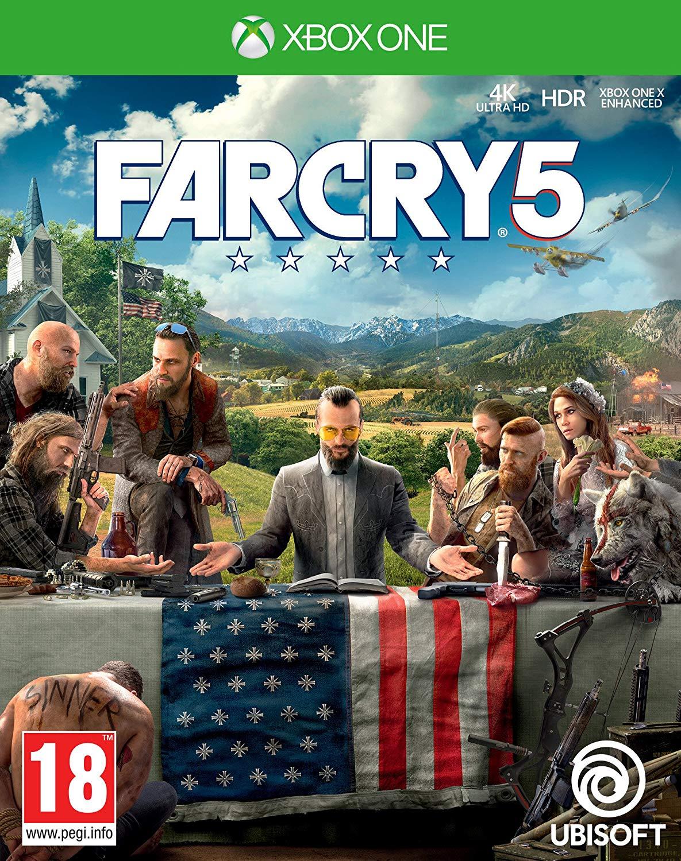 Far Cry 5 (Xbox One) für 15,18€ inkl. Versand (Amazon UK)