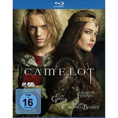 Camelot [Blu-ray] (2 Discs) für 12,97 € @ Amazon.de