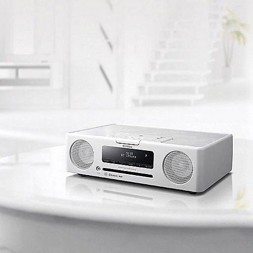 Yamaha TSX-B235D Audiosystem mit Bluetooth und NFC weiß [Cyberport]