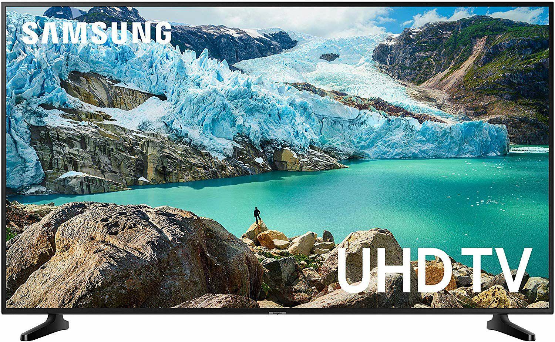 Samsung UE70RU7099: 70 Zoll LED Fernseher (Ultra HD, HDR, Triple Tuner, Smart TV, 2019)