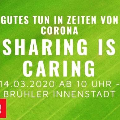 [ LOKAL - Brühl bei Köln - Samstag 14.03.2020 - 10:00 - 13:00 Uhr ] kostenfreie Bratwurst mit der Option auf Spende.
