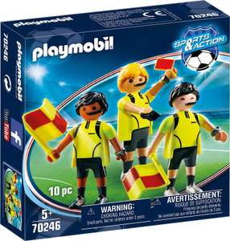 Playmobil Sports & Action - Schiedsrichter-Team (70246) für 6,39€ (Müller Abholung)