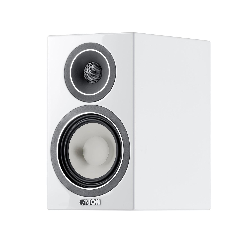 [Elektrowelt24] Canton Chrono SL 526.2 highgloss Lautsprecher in schwarz oder weiß (Stückpreis)