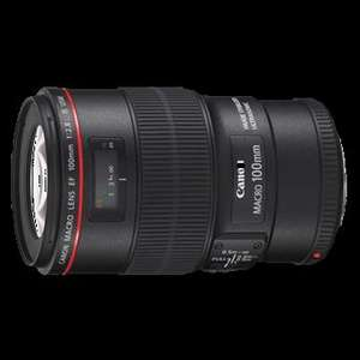 Canon EF 100/2.8 L IS Macro USM mit Cashback-Aktion