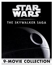 [Microsoft.com] Stars Wars 1 bis 9 - Skywalker Saga - digitale 4K Filme - nur OV