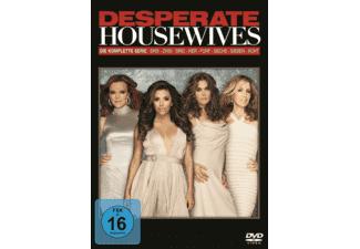 Saturn: Desperate Housewives - Die komplette Serie (49 DVDs) - (DVD) + Kinogutschein