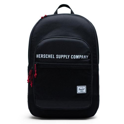 Rucksack Spezialist: Rucksack Kaine Black 3102 von Herschel Volumen: 30l Größe: 47.5x30.5x16.5cm