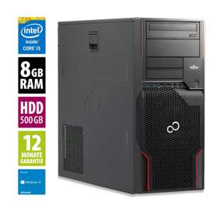 Fujitsu Celsius W420 MT - Intel Core I5 3470 8 GB ddr3 Ram 500 GB HDD Grafik: Intel® HD-Grafik 2500