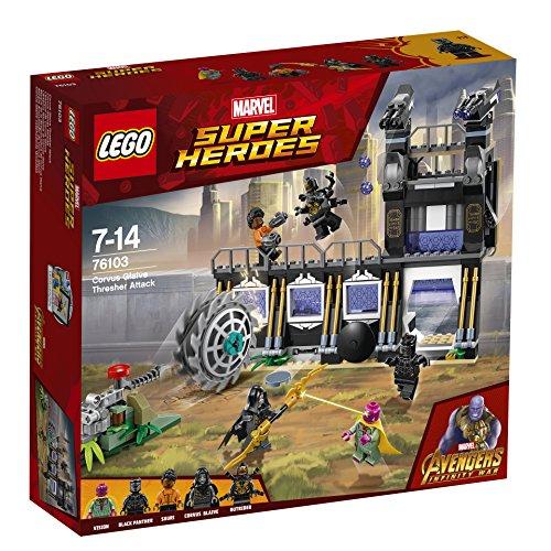 Amazon: LEGO Marvel Super Heroes Corvus Glaives Attacke 76103 Superheldenspielzeug