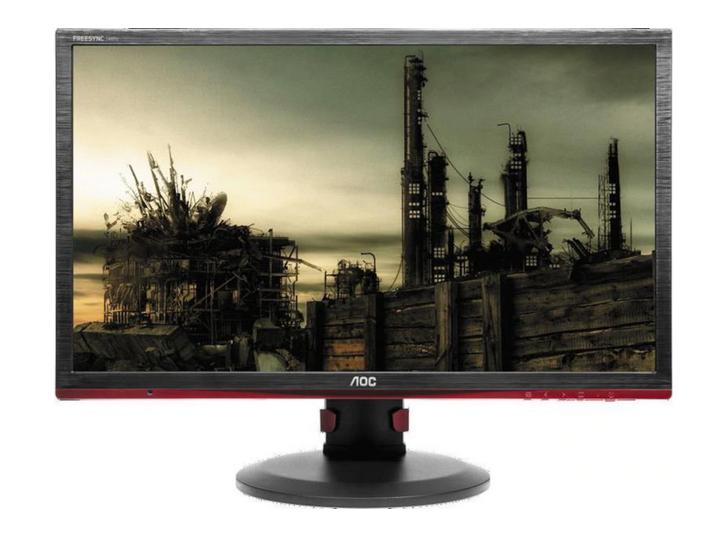 """(CH/Digitec) AOC G2460PF Gaming Monitor TN 24"""" 144 Hz"""