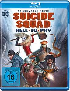 Suicide Squad - Hell to Pay (Blu-ray) für 7,97€ (Amazon Prime)
