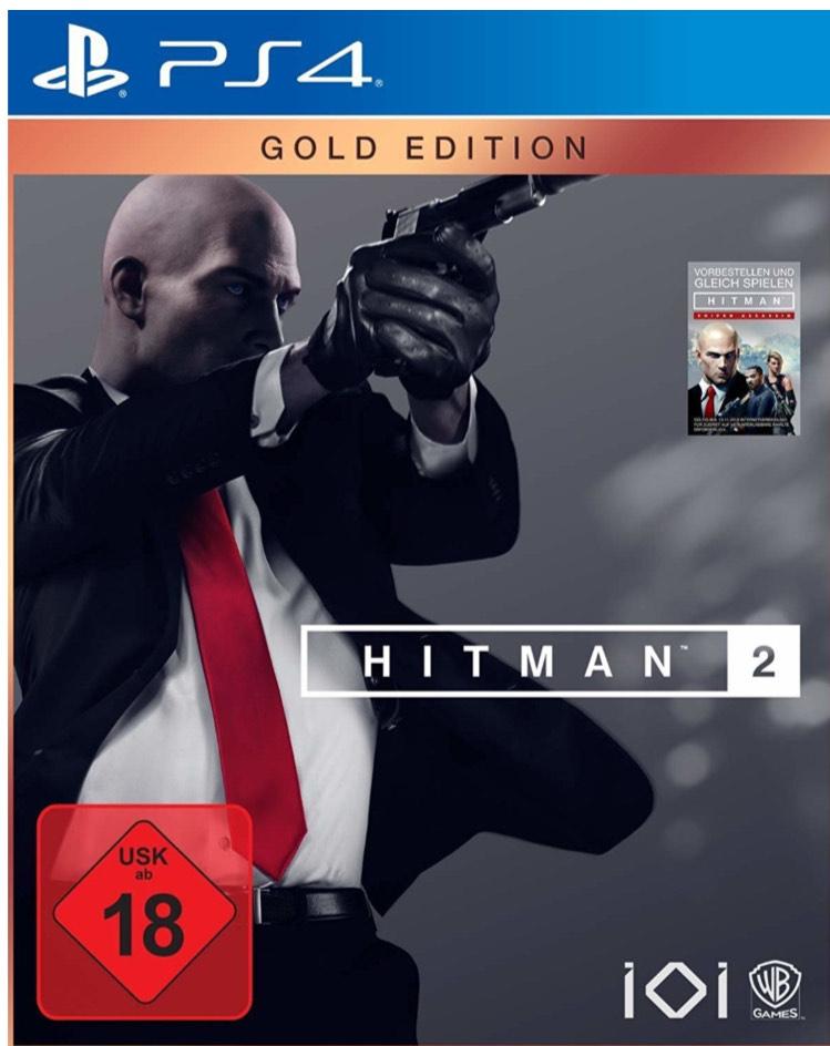 Hitman 2 Gold PS4 - an Packstationen