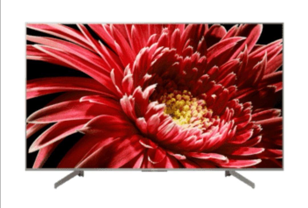 SONYKD-55XG8577 LED TV (100Hz, Flat, 55 Zoll, 139 cm, UHD 4K, SMART TV, Android TV)