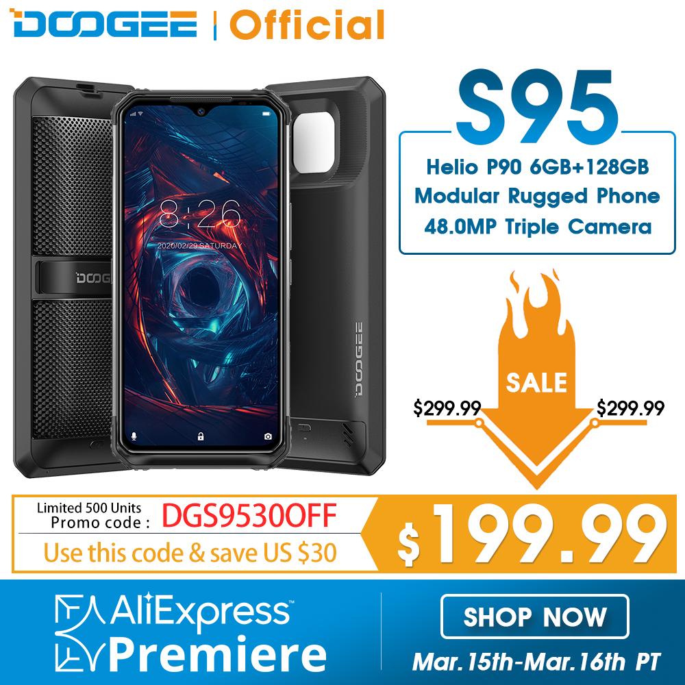 DOOGEE S95 IP68 Modulare Robuste Handy