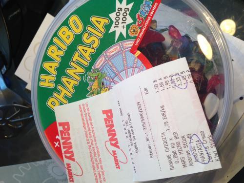 Penny: HARIBO Phantasia/Colo-Rado Box, 1,1kg