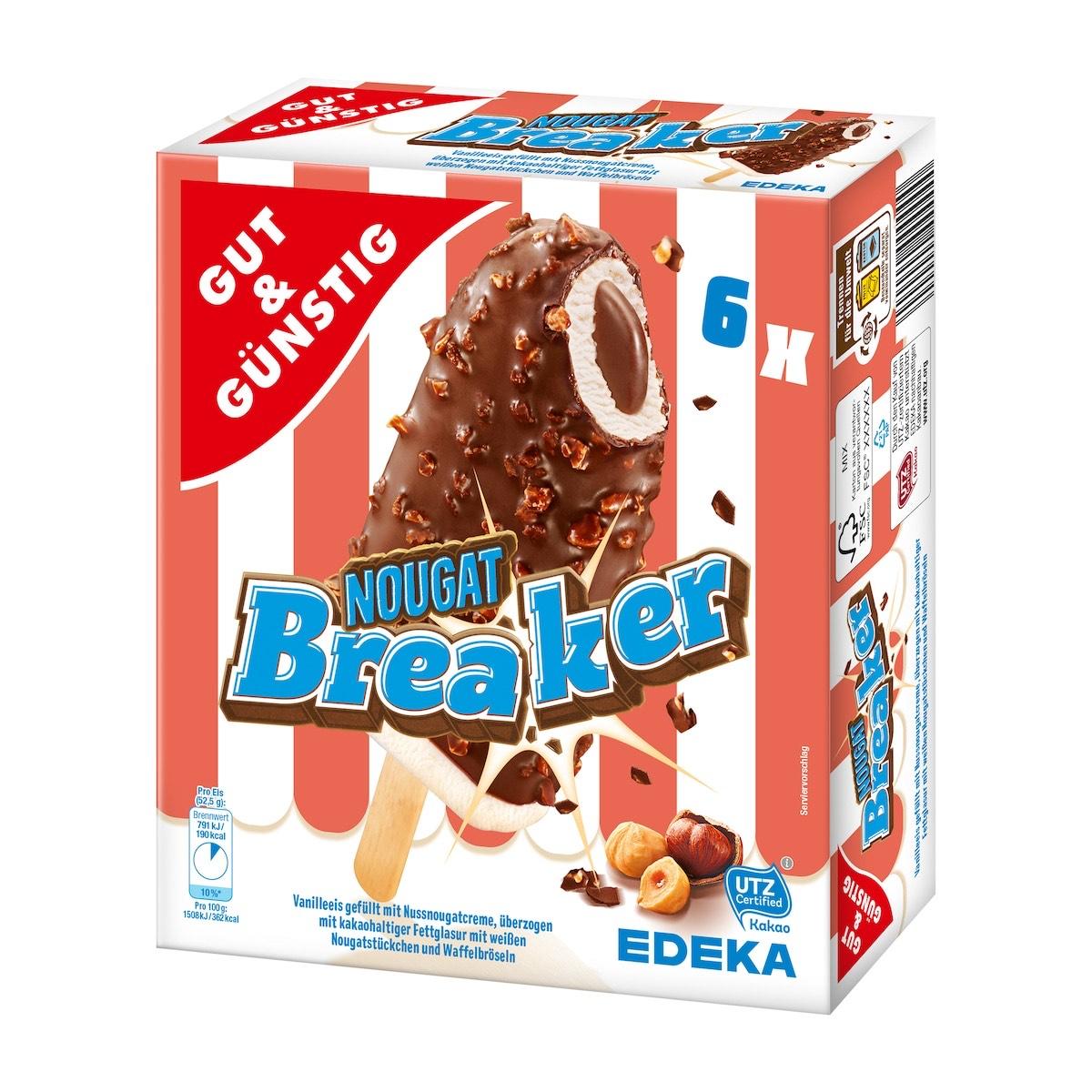 G&G Nougat Breaker ( Langnese Nogger Choc)