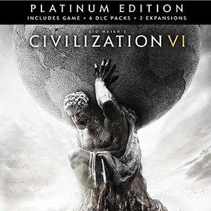 Sid Meier's Civilization VI: Platinum Edition inkl. alle DLCs (Steam) für 21.39€ (MacGameStore)