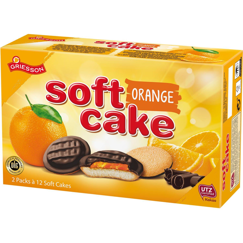[Marktkauf Minden-Hannover] 2x Softcake Orange mit Coupies Cashback effektiv für 1,26€