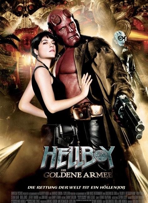[iTunes] Hellboy II - Die Goldene Armee - 4K, HDR