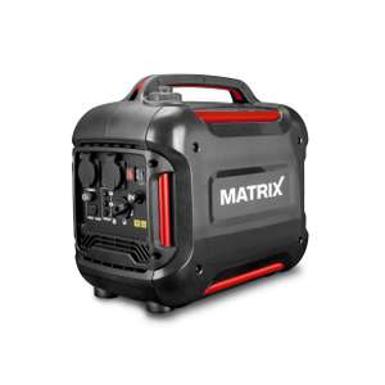 Matrix Inverter Stromgenerator mit 1900 Watt für 299 Euro [Toom Filiale]