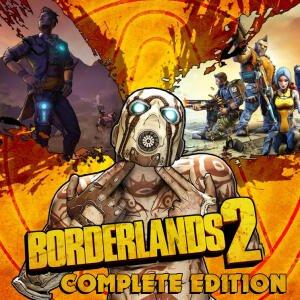 Borderlands 2 Complete Edition (Steam) für 5,40€ (MacGameStore)
