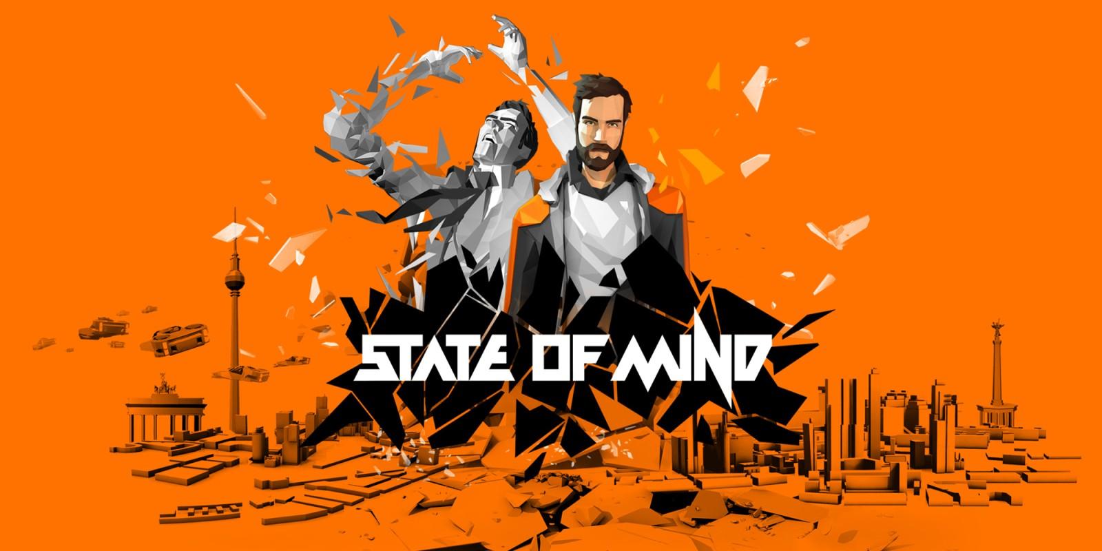 State of Mind für Nintendo Switch im eShop für 9,99 EURO statt 39,99 EURO