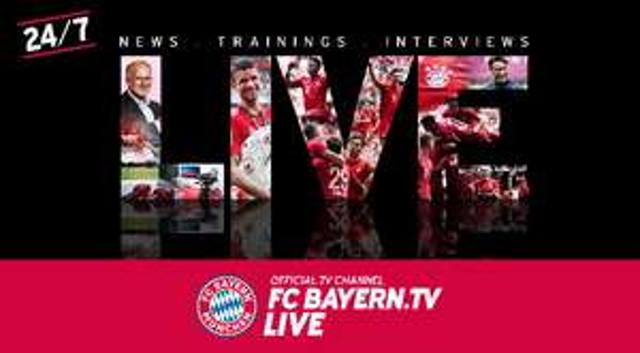 FC Bayern.TV ab sofort kostenlos