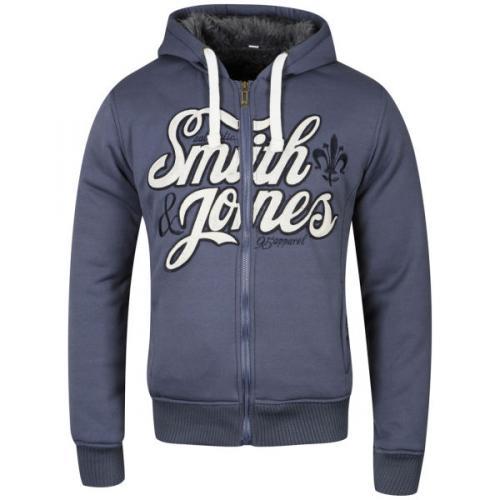 [ONLINE] Smith & Jones Sweatshirt / Kapuzenjacke Adolfo in 3 Farben je 12,89 Euro @thehut.com bzw. zavvi.com