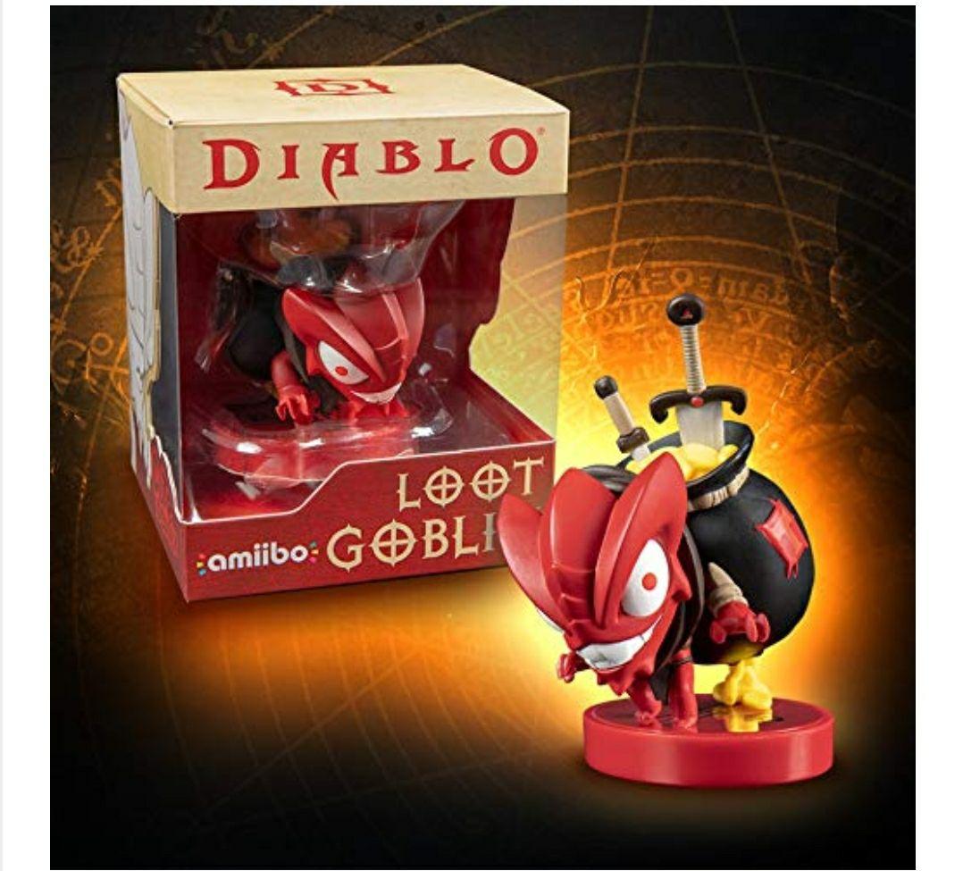 Loot Goblin Amiibo