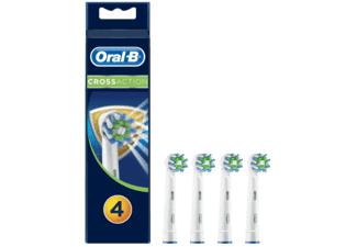 12 x Oral-B CrossAction Bürstenköpfe mit Bakterienschutz-Borsten