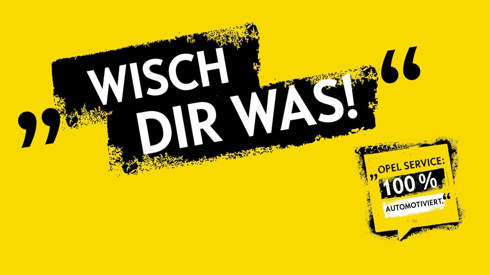 Opel Original Scheibenwischer ab 9,99€ inkl. Check