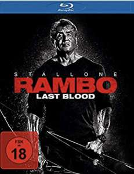 Rambo: Last Blood [Blu-ray] - Amazon Prime