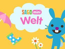 [Android und IOS] Sago Mini Welt - Alle Sago Mini Spiele für 30 tage kostenlos unverbindlich