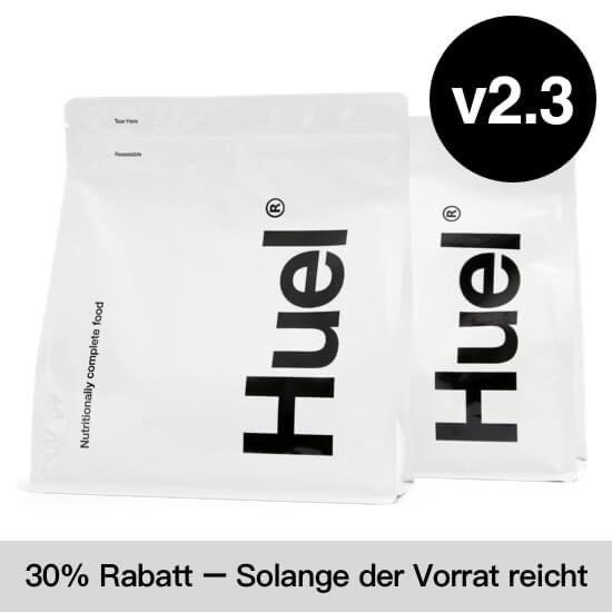 Huel Outlet - Huel Pulver v2.3