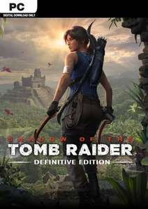 Shadow of the Tomb Raider - Definitive Edition PC - STEAM