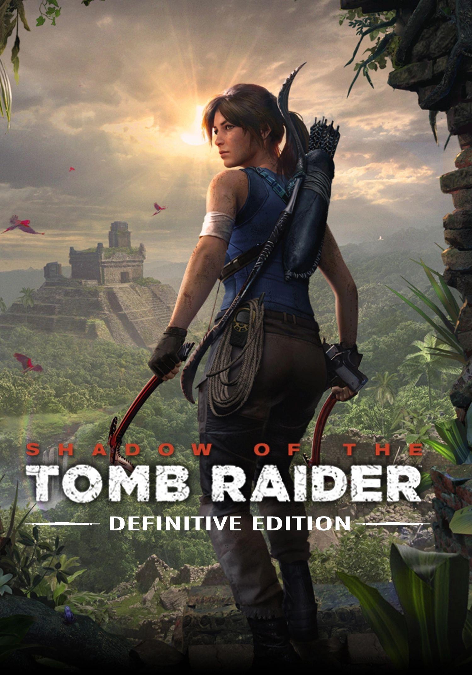Shadow of the Tomb Raider Definitive Edition Season Pass (Xbox One) für 6.59€ (Microsoft Store)