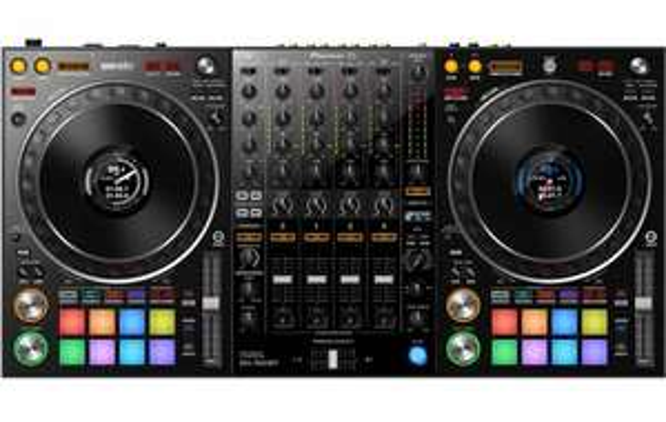 "Pioneer DDJ-1000SRT - DJ Controller mit 3,5"" OLED Display auf jedem Jogwheel (Full Size)"