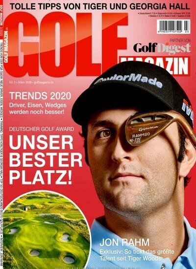 Golfmagazin Abo (12 Ausgaben) für 90 € mit einem 80 € Amazon-Gutschein oder 7500 PaybackPunkten/ Verrechnungsscheck