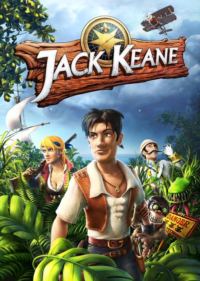 Deck 13 verschenkt sein Adventure Jack Keane! (Twitter)