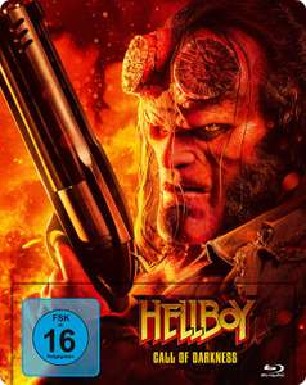 Hellboy - Call Of Darkness Limited Steelbook Edition (Blu-ray) für 8,99€ (Müller Abholung)