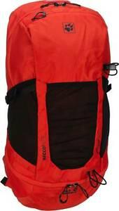 Jack Wolfskin Wanderrucksack Kingston 30 Pack Recco Farbe LAVA RED