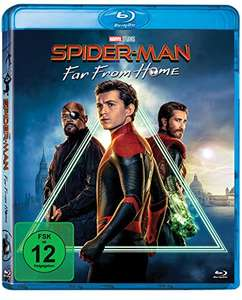 [AMAZON PRIME] Spider-Man: Far From Home (Blu-ray)