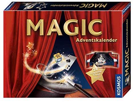KOSMOS 698867 - MAGIC Zauber Adventskalender [amazon Prime Marketplace]