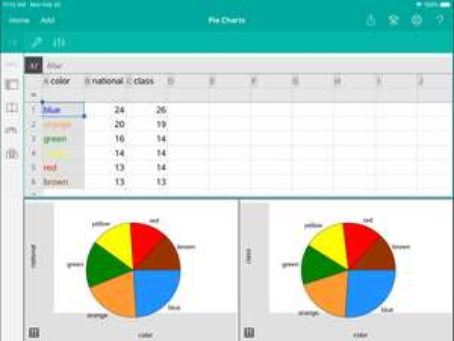 Texas Instruments - TI-Nspire™ CAS und TI-Nspire™ kostenlos im App Store (iOS - iPad)