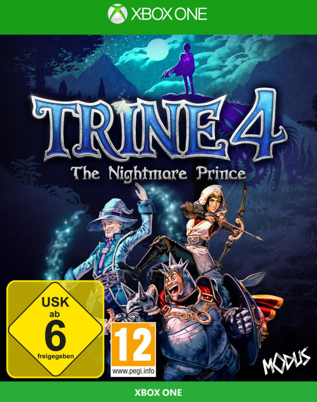Trine 4: The Nightmare Prince (Xbox One) für 12,75€ (Müller Abholung)