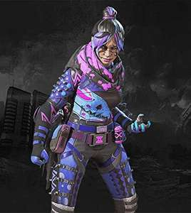 [Twitch/Amazon Prime] Kostenloser Wraith Skin für Apex Legends