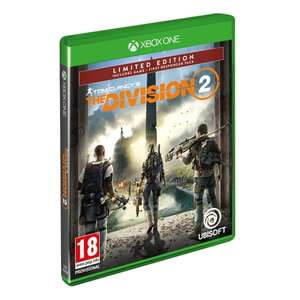 Tom Clancy's The Division 2 - Limited Edition (Xbox One) [Shop4de]