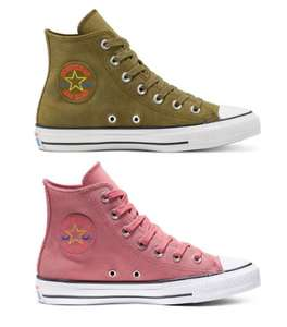 Bis zu 50% auf Sale + Staffelrabatt bei Converse, zB.: Chuck Taylor All Star Retrograde High Top