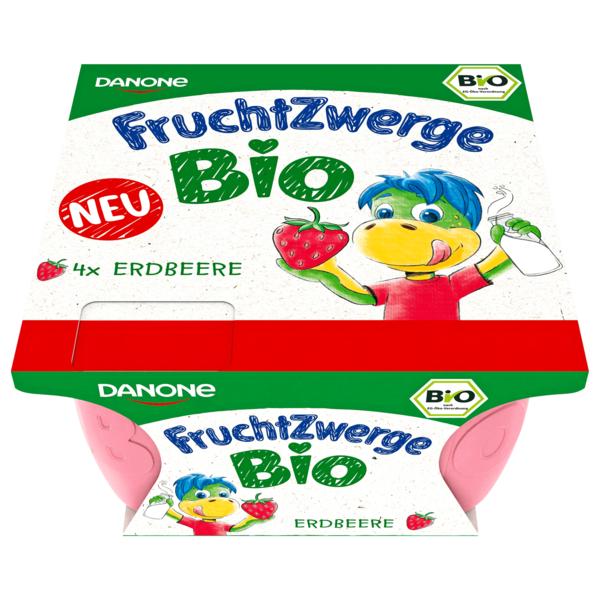 Bio-Fruchtzwege 4 Stk.Erdbeere oder Banane für effektive 0,71€ dank Paybackaktion und Rewe-Aktion